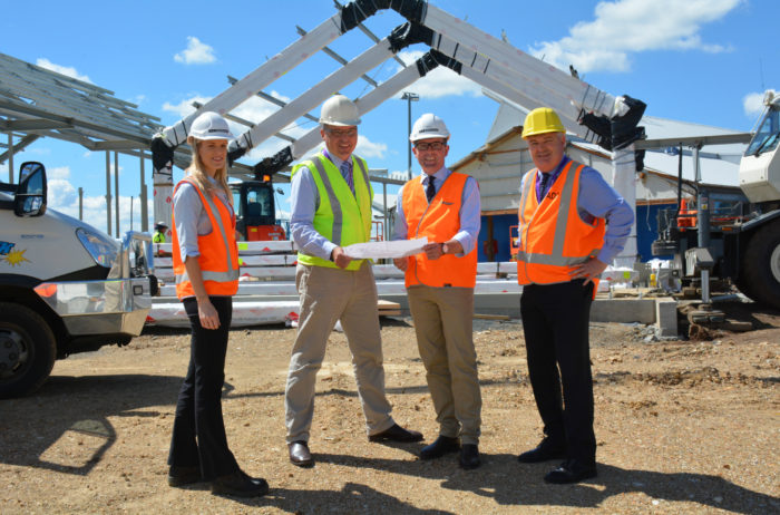 ARMIDALE REGIONAL AIRPORT UPGRADES REACH CRUISING ALTITUDE