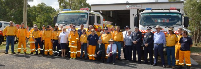 NEW TANKERS FOR INVERELL & YETMAN RURAL FIRE SERVICE BRIGADES