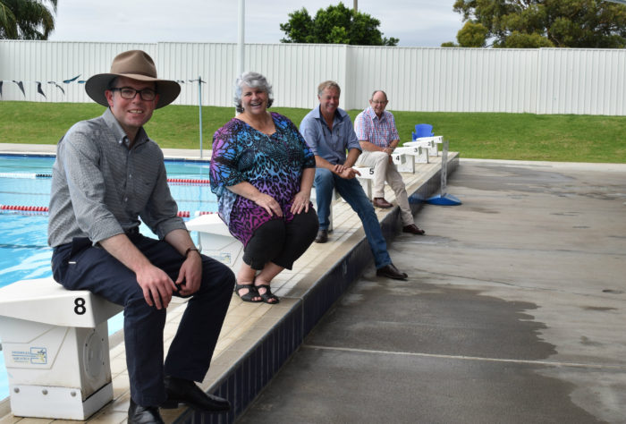 $200K TO PROVIDE ALL-YEAR COMFORT FOR MOREE'S ARTESIAN SPA VISITORS