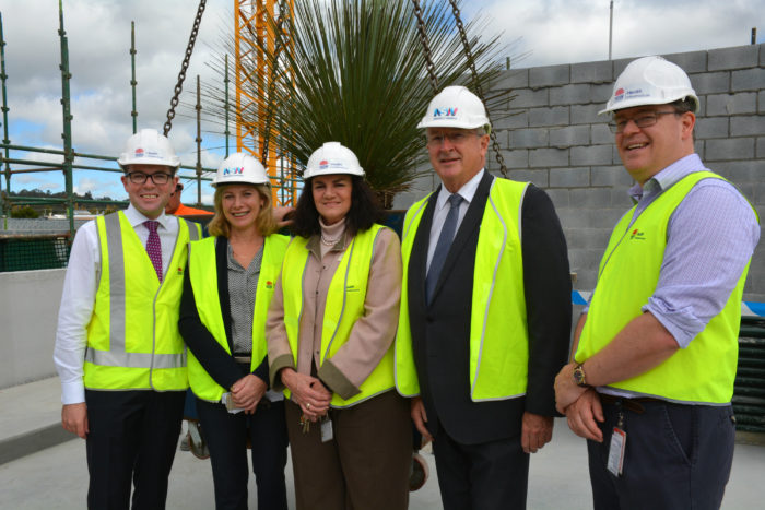 GRASS TREE TOPS OFF A HUGE YEAR FOR ARMIDALE HOSPITAL REDEVELOPMENT