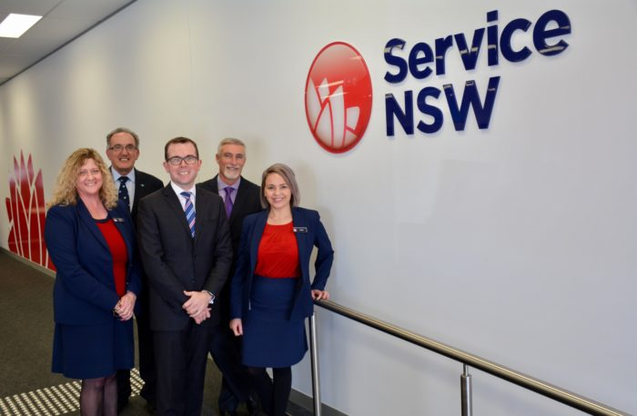 INVERELL SERVICE NSW 'ONE-STOP-SHOP' NOW OPEN FOR BUSINESS