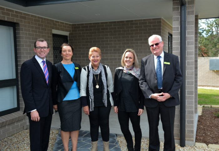 NEW ARMIDALE AFFORDABLE HOUSING COMPLEX SETS A HIGH BENCHMARK