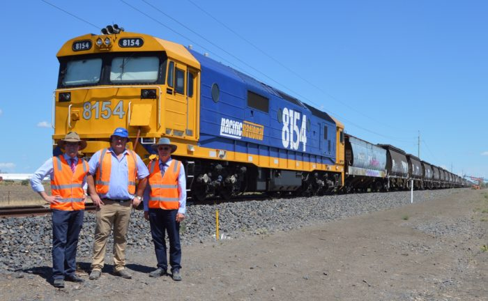 APPLICATIONS OPEN FOR FIRST $150 MILLION FIXING COUNTRY RAIL ROUND