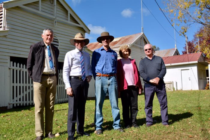 GLEN INNES SHOWGROUND CATTLE PAVILLION TO RECEIVE NEW ROOF