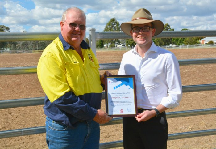 GREG DOES A DECADE FOR DELUNGRA