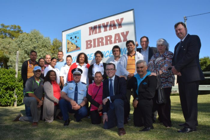 $243,000 TO HELP KEEP MOREE'S YOUTH OFF THE STREETS