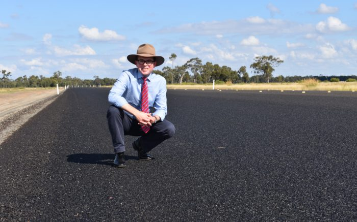 NEWELL HIGHWAY BECOMING SAFER WITH TWO MORE OVERTAKING LANES
