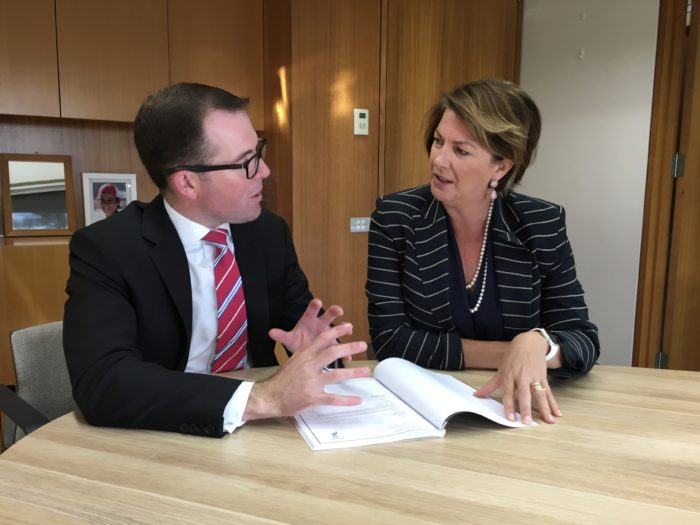 MP TAKES WARIALDA HEAVY VEHICLE BYPASS CASE TO ROADS MINISTER