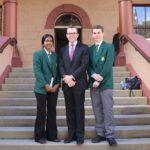 Bundarra CS student leaders