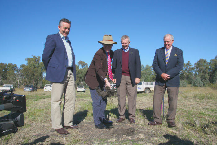 WARIALDA BYPASS SHIFTS UP A GEAR WITH TRIPLE FUNDING PACKAGE
