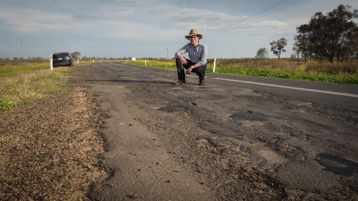 $100 MILLION TO FIX LOCAL ROADS ACROSS THE NORTHERN TABLELANDS