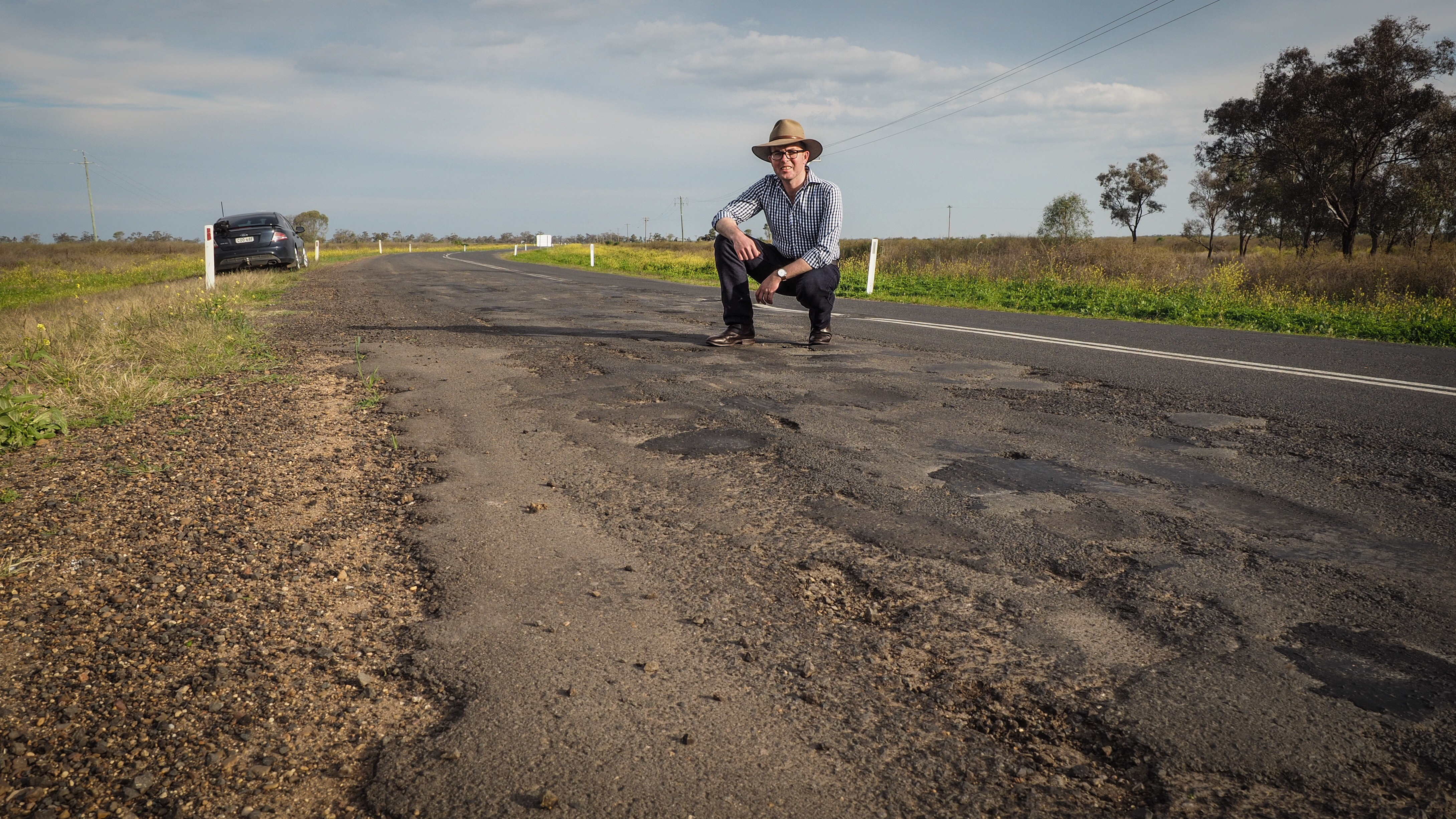 Fixing Country Roads