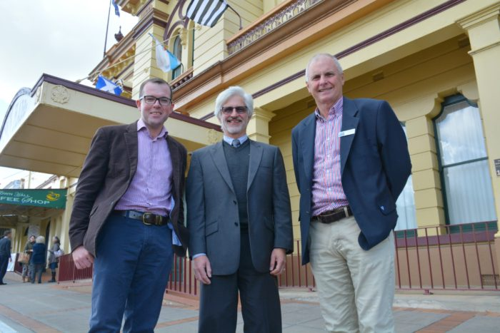 SECURING GLEN INNES' FUTURE BY HELPING TO PRESERVE THE PAST
