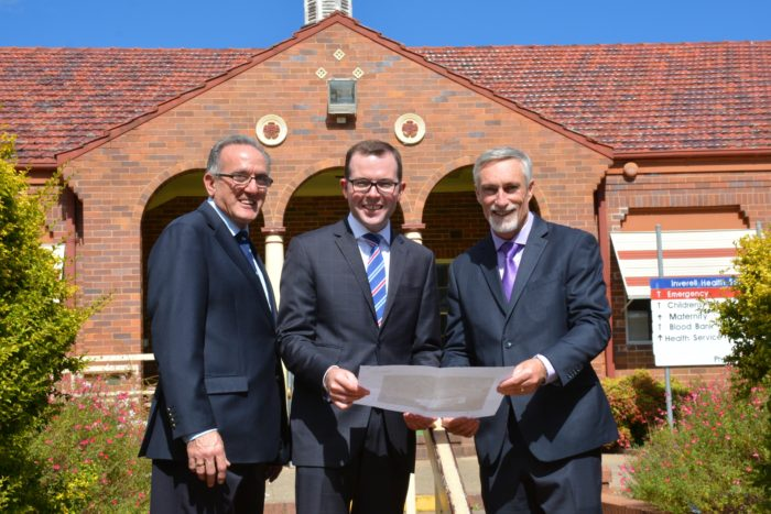 $30M REDEVELOPMENT OF INVERELL HOSPITAL LOCKED IN & READY TO GO