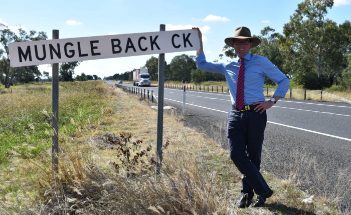 $46 MILLION BUDGET PUTS TABLELANDS' ROADS IN THE UPGRADE FAST LANE