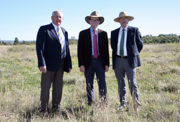 WARIALDA KEEPS ON TRUCKING WITH WASH DOWN FACILITY FUNDING