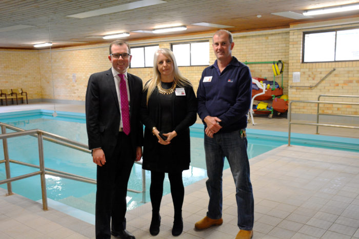 DOORS TO REOPEN AT ARMIDALE HYDROTHERAPY POOL