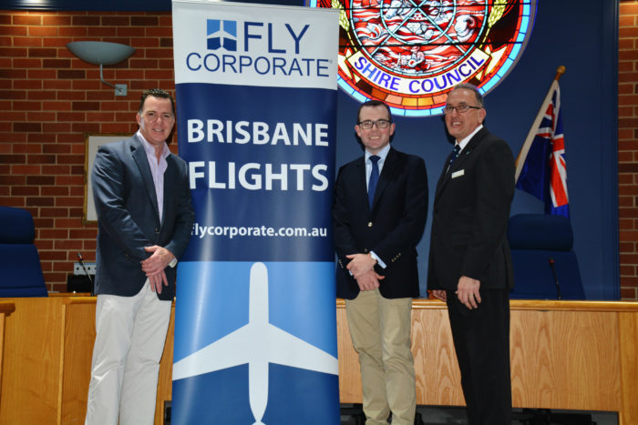 INVERELL BACK IN THE AIR WITH DAILY SERVICE TO BRISBANE