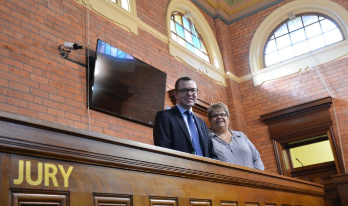$320,000 TECHNOLOGY BOOST FOR MOREE COURTHOUSE
