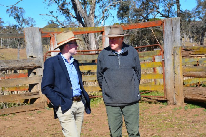 EBOR MUSTERS $30,000 TO REBUILD SPORTSGROUND CATTLE YARDS