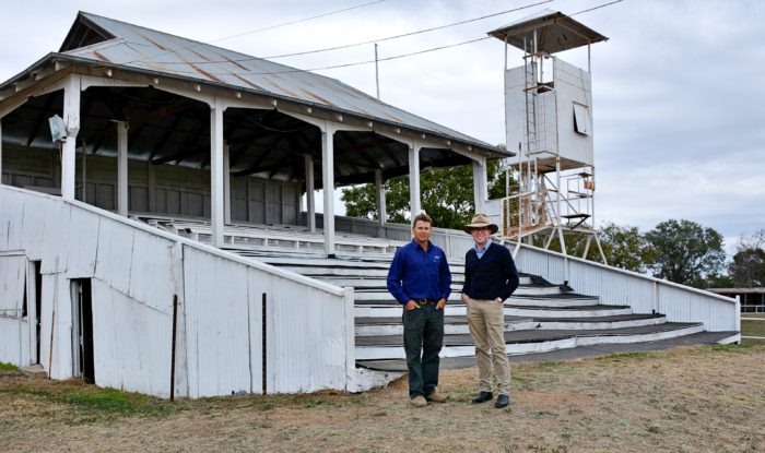 $52,590 GRANDSTAND REVIVAL COMES JUST IN TIME FOR TALMOI PICNIC RACES