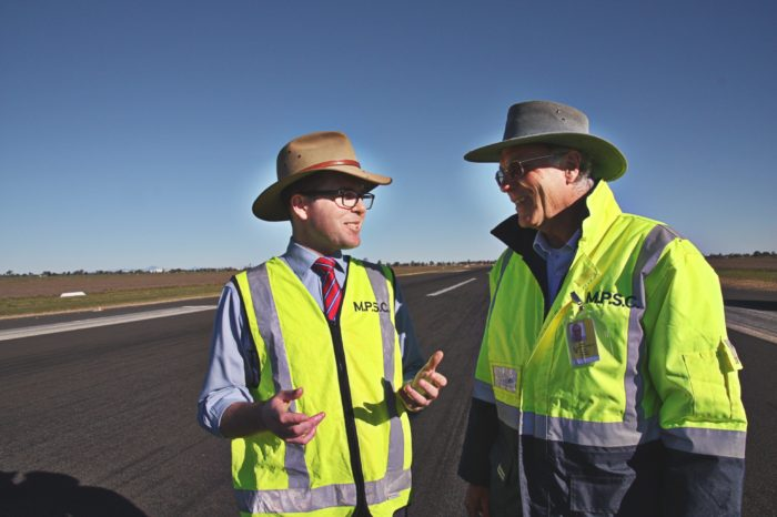 LIGHTING UP MOREE REGIONAL AIRPORT TO BOOST AIR TRAVEL SAFETY