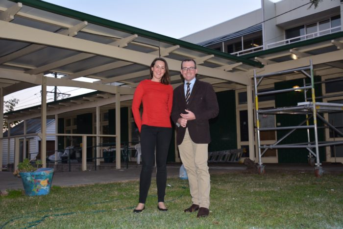 MOREE PLAINS GALLERY'S NEW FACILITIES A 'WALK OF ART'