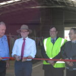 Moree Plains Shire Council recycling centre opening