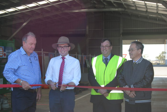MOREE'S NEW RECYCLING CENTRE TO TAKE TOXIC WASTE OUT OF LANDFILL
