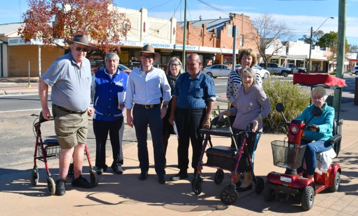 $48,000 TO IMPROVE ROAD CROSSING SAFETY IN MUNGINDI