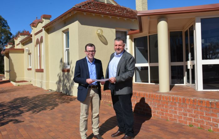$150,000 TO HELP PUT URALLA SHIRE COUNCIL IN BETTER SHAPE