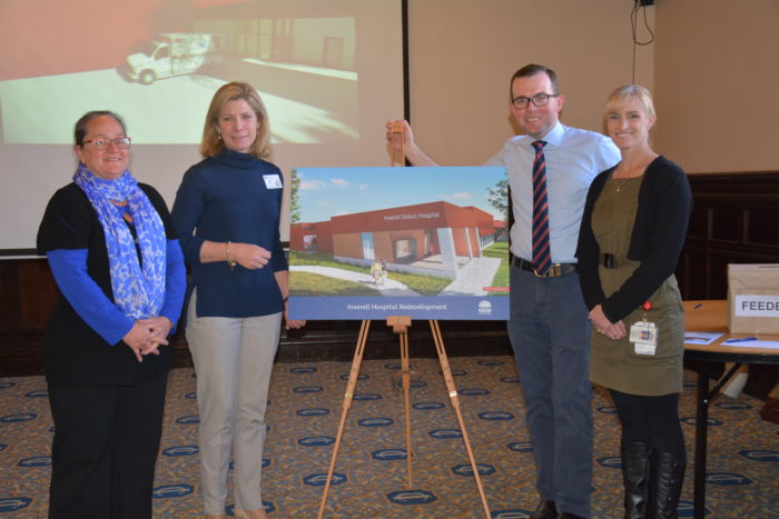 CONSULTATION FOR INVERELL HOSPITAL REDEVELOPMENT A SUCCESS