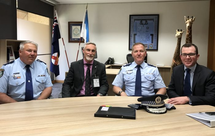 NEW POLICE STATION FOR INVERELL FIRMLY ON THE DRAWING BOARD