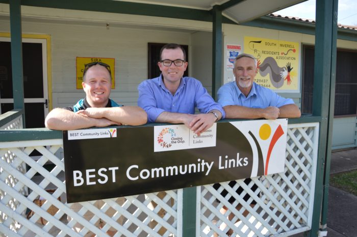 $48,000 SECURED FOR NEW INVERELL YOUTH DROP-IN CENTRE