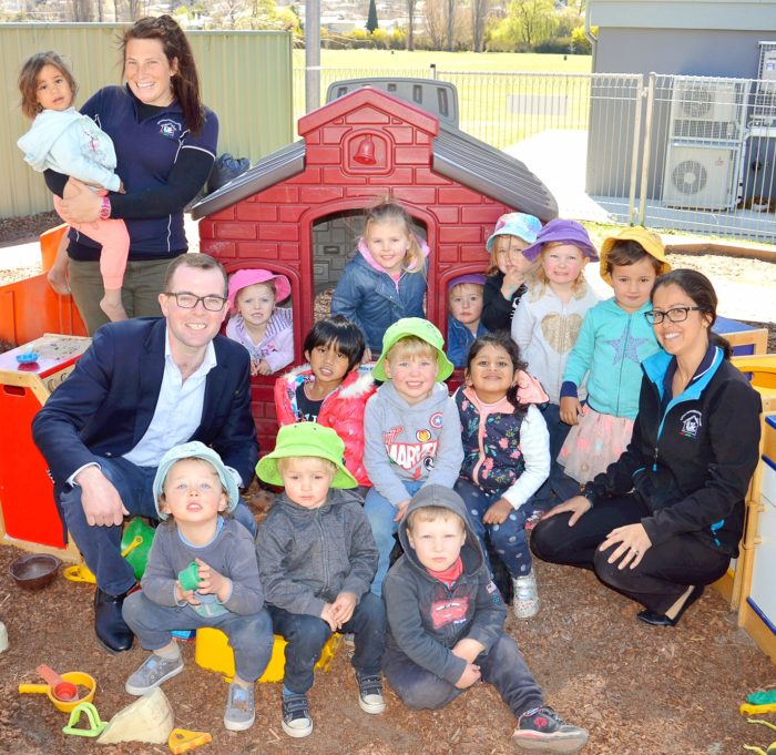 $12,757 FRESH COAT OF PAINT FOR ARMIDALE'S LITTLE BEAR COTTAGE