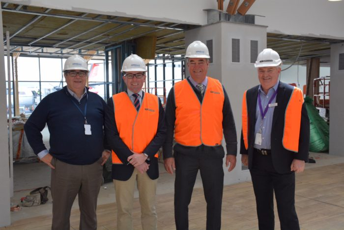 $10.5 MILLION ARMIDALE REGIONAL AIRPORT EXPANSION ALMOST COMPLETE