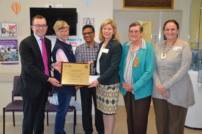 $260,000 GUYRA MEDICAL CENTRE EXTENSIONS OFFICIALLY OPENED
