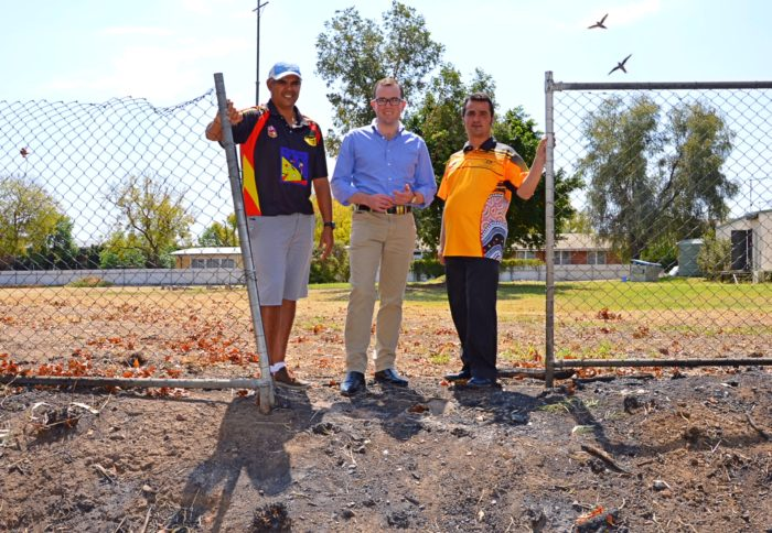 $95,154 TO UPGRADE IMPORTANT COMMUNITY SPACES IN MOREE
