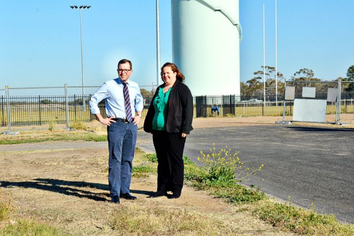 GAP IN MOREE PEDESTRIAN NETWORK NO MORE THANKS TO $18,000 GRANT