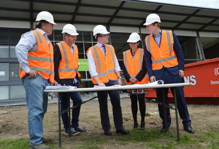 CONSTRUCTION GETS UNDERWAY ON NEW TAFE NSW DIGITAL HQ IN ARMIDALE