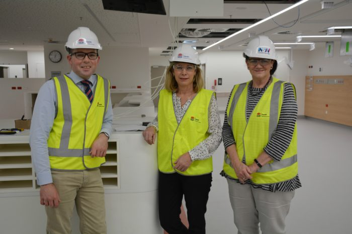 $60M ARMIDALE HOSPITAL UNVEILED AS FINAL FIT-OUT WORK CONTINUES