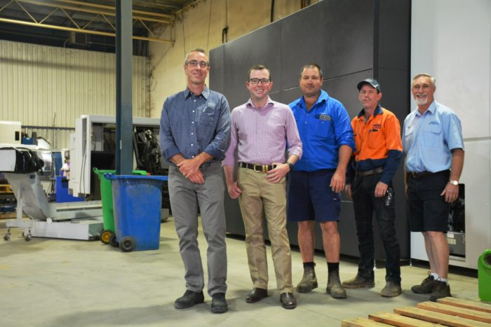 $750,000 BOOST TO CREATE 47 NEW LOCAL JOBS IN INVERELL