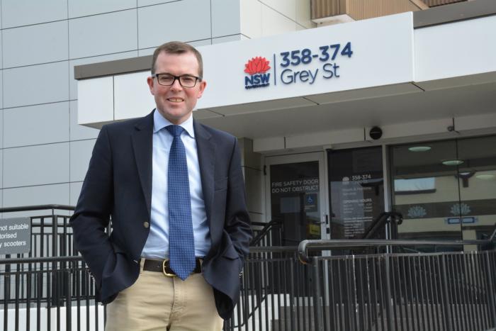 NEW SERVICE NSW CENTRE LOCKED IN FOR GLEN INNES COMMUNITY