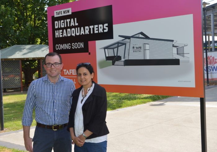 TAFE DIGITAL A MOVING EXPERIENCE FOR DEEPA SALKLAN