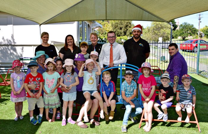 $294,000 TO EXPAND JACK AND JILL PRESCHOOL IN INVERELL