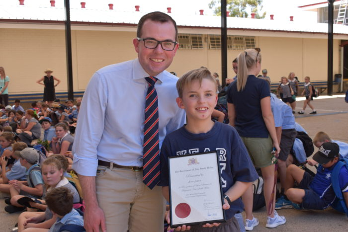 MOREE STUDENTS CROSS THE COUNTRY FOR REPRESENTATIVE GLORY