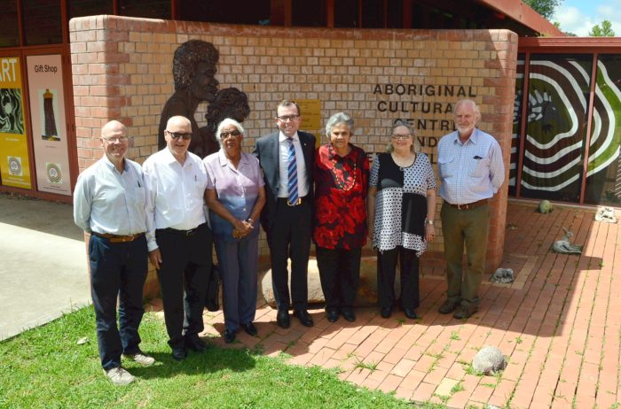 $60,000 TO HELP ENSURE ARMIDALE ABORIGINAL KEEPING PLACE TEACHING