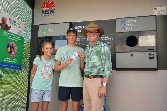 CASH FOR CANS: GUYRA COLLECTION OPEN & ARMIDALE BY END OF WEEK