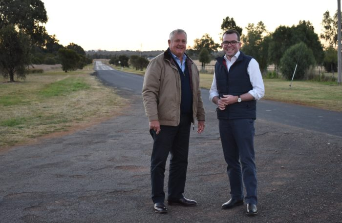 $110,000 TO KEEP GWYDIR SHIRE ROADS MEETING LOCAL EXPECTATIONS
