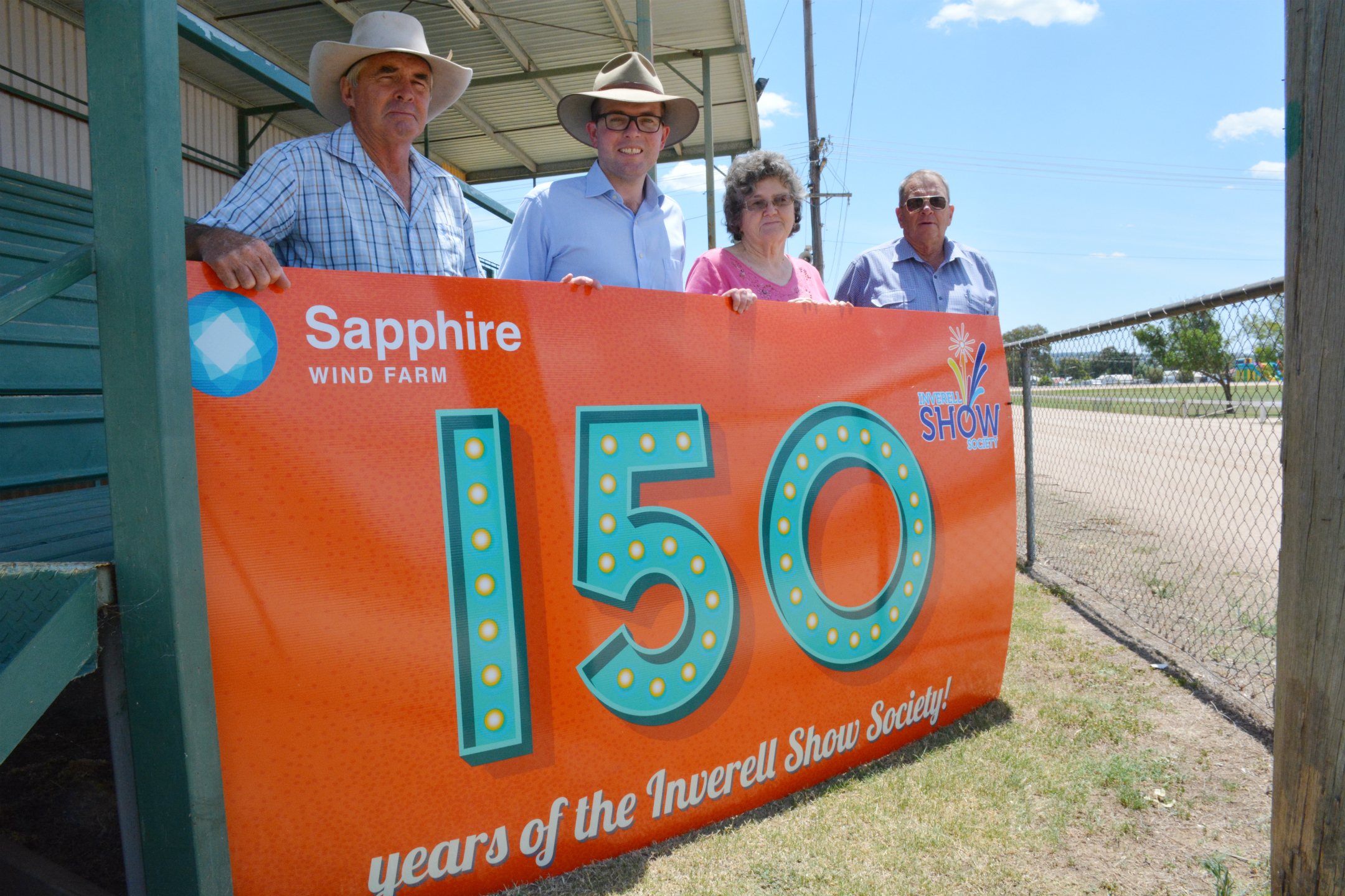 Inverell Show 150